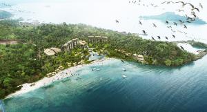 Hurun Beach Resort Lampung