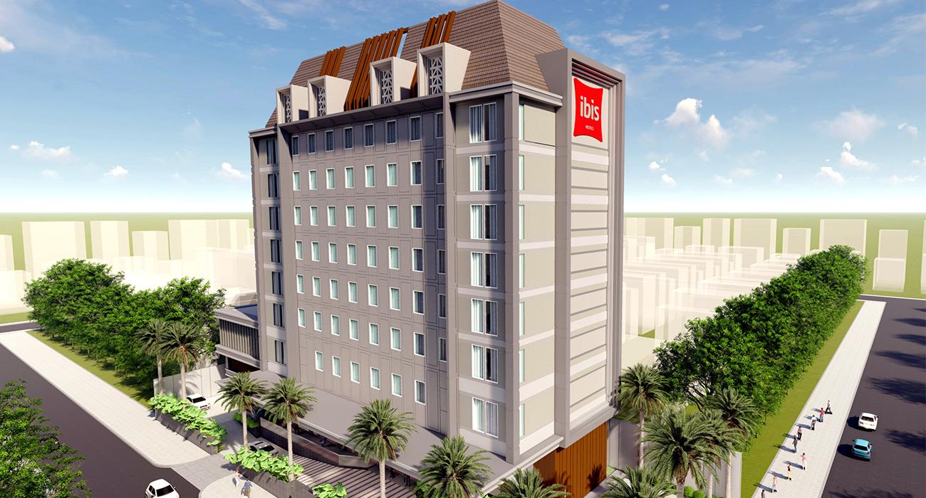 Hotel Ibis Raden Saleh